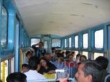 inside the ooty   coonoor train tamil nadu india